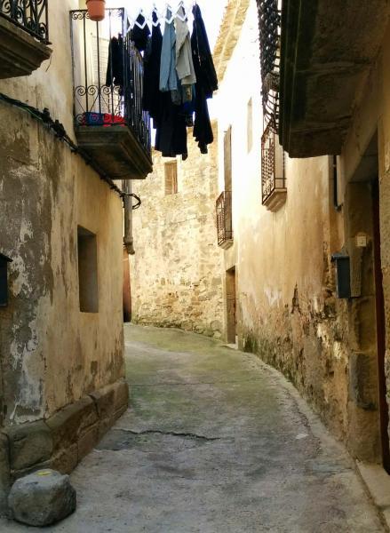 02.04.2015 carrer  Torrefeta -  Ramon Sunyer