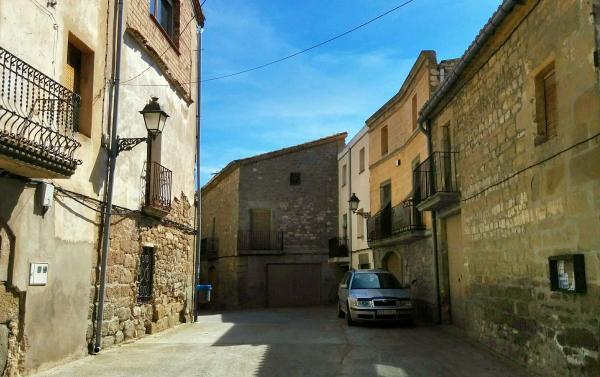 02.04.2015 plaça  Torrefeta -  Ramon Sunyer