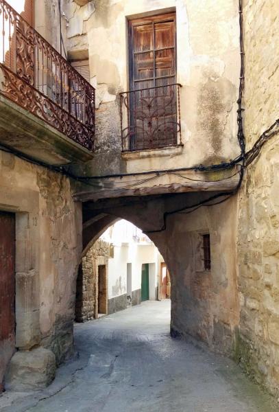 02.04.2015 portal  Torrefeta -  Ramon Sunyer