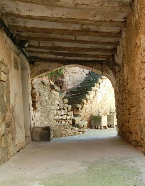 old Town  Portals i carrers - Author Ramon Sunyer (2015)