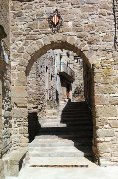 02.04.2015 portal  Bellveí -  Ramon Sunyer