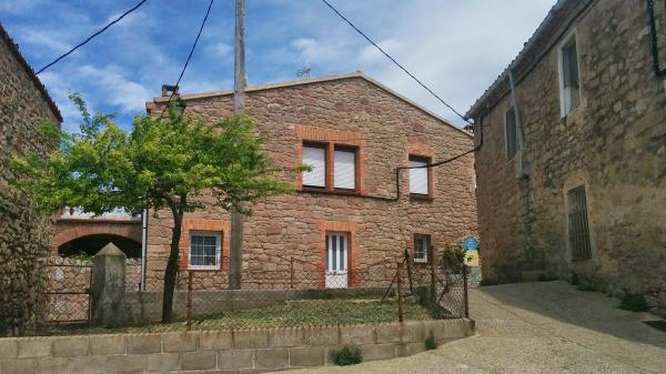 01.05.2015 casa  Sant Pere del Vim -  Ramon Sunyer