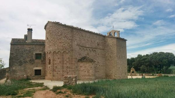 01.05.2015 Església Sant Pere romànic (XII)  Sant Pere del Vim -  Ramon Sunyer