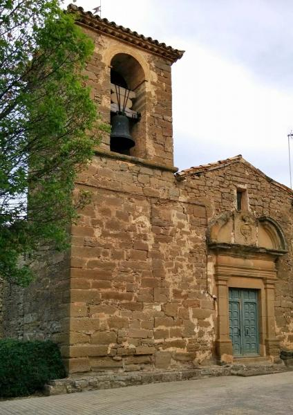 Església de Sant Salvador - Autor Ramon Sunyer (2015)
