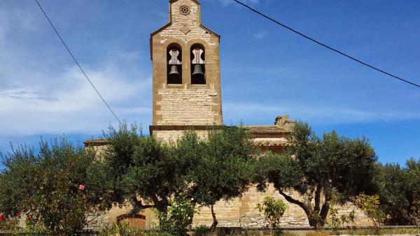 Església de Sant Julià - Autor Ramon Sunyer (2014)