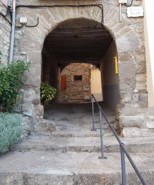 28.08.2014 portal  El Llor -  Ramon Sunyer
