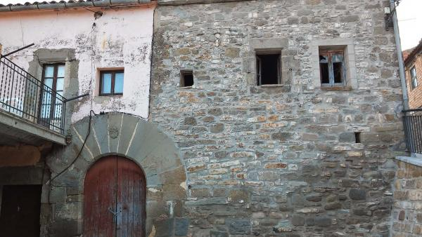 28.08.2014 casa  El Llor -  Ramon Sunyer