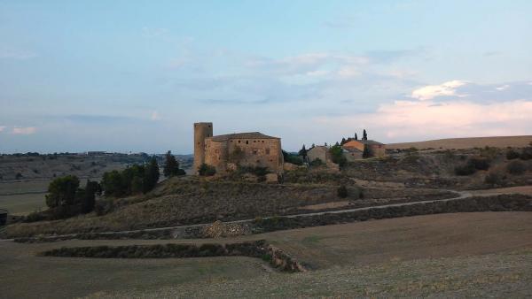 28.08.2014 Castell de Castellmeià  Castellmeià -  Ramon Sunyer