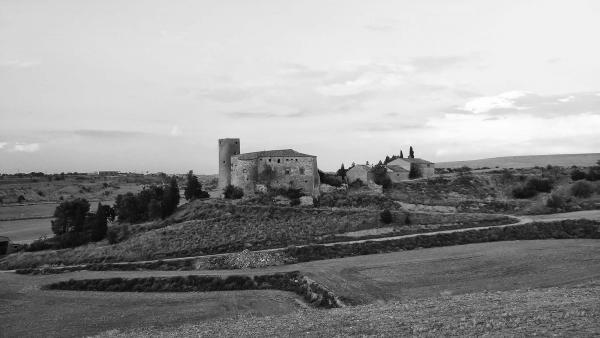 28.08.2015 Castell de Castellmeià  Castellmeià -  Ramon Sunyer