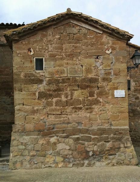02.05.2015 Església de Sant Donat  Sedó -  Ramon Sunyer
