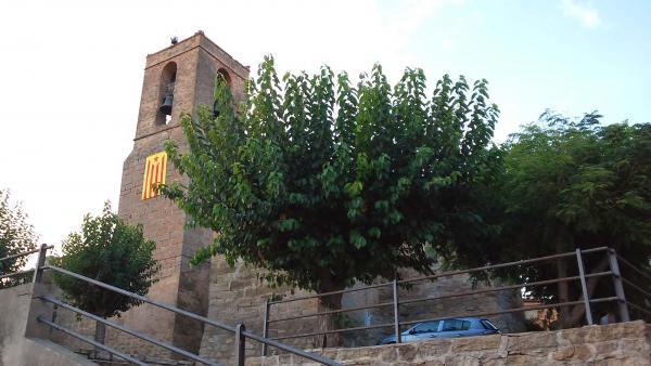 28.08.2014 Església de Sant Donat  Sedó -  Ramon Sunyer