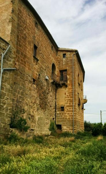 02.05.2015 Ca n'Alió o Casa Solsona  Riber -  Ramon Sunyer