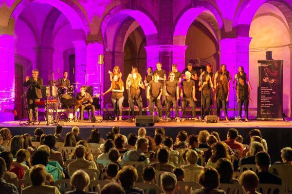 Gospel Messengers  al Festival Internacional Mu?sica de Cervera 2014 - Cervera