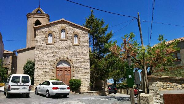 10.05.2015 Església de sant Pere  Bellmunt de Segarra -  Ramon Sunyer