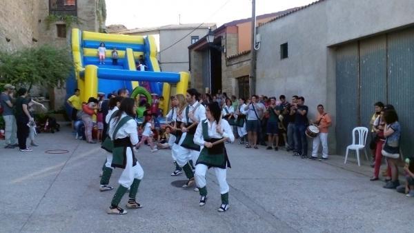 09.05.2015 Actuació dels bastoners de Sedó  Palou -  Aj TiF