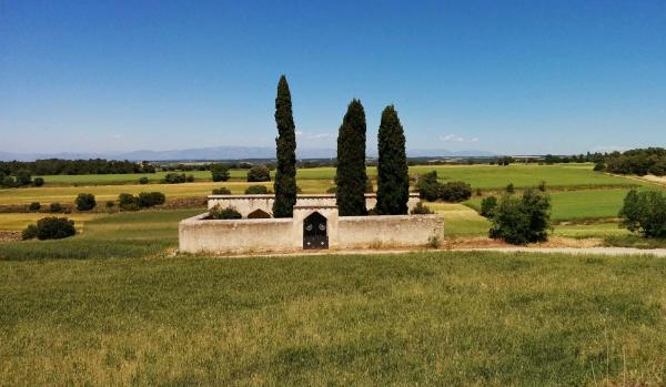 17.05.2015 Cementiri  La Rabassa -  Ramon Sunyer