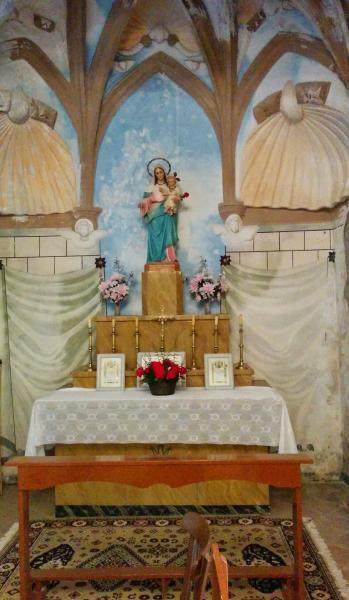 17.05.2015 Altar del Roser  La Rabassa -  Ramon Sunyer