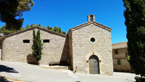 Capella de Sant Miquel - Autor Ramon Sunyer (2015)