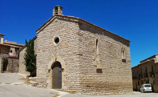 17.05.2015 Capella de Sant Miquel s XX  Montpalau -  Ramon Sunyer