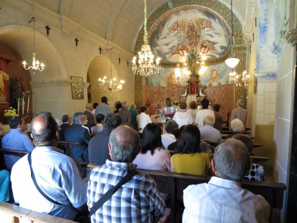 17.05.2015 Missa  Gra -  Ajuntament de Torrefeta i Florejacs