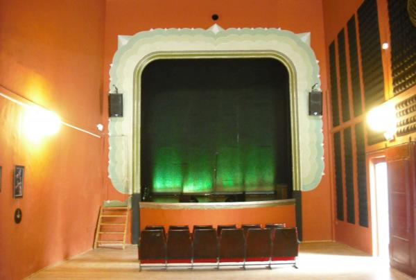 Building  Teatre ca l'Eril - Author Turisme Guissona (2014)