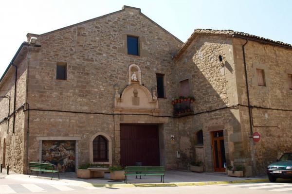 19.05.2014 Antic Convent  64 - Autor Turisme Guissona