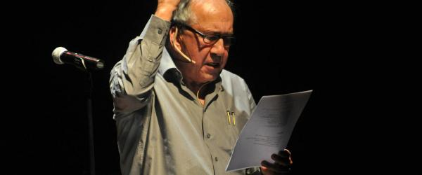 El poeta segarrenc Joan Margarit -