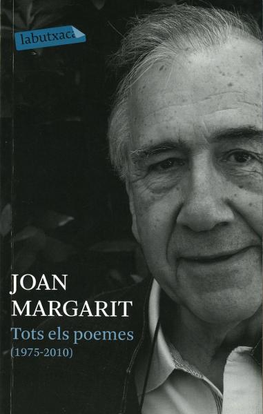 Portada de Tots els Poemes de Joan Margarit guanya el XV Premi Jaume Fuster -