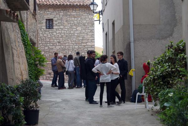 24.05.2015 ambient festiu  Ferran -  Ramon Sunyer