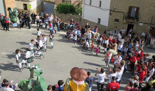 24.05.2015 Festa del segon aniversari dels Bastoners  Sedó -  Aj TiF