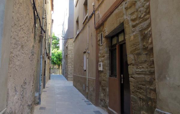 05.06.2015 Carrer del Portal Nou  64 - Autor Turisme Guissona