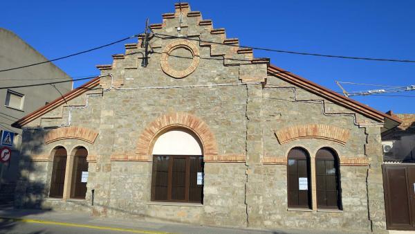 05.06.2015 Escorxador Municipal  64 - Autor Turisme Guissona