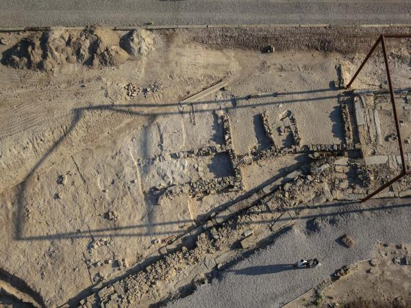 Yacimiento romano de Parc arqueològic Iesso - Autor Museu Guissona (2011)