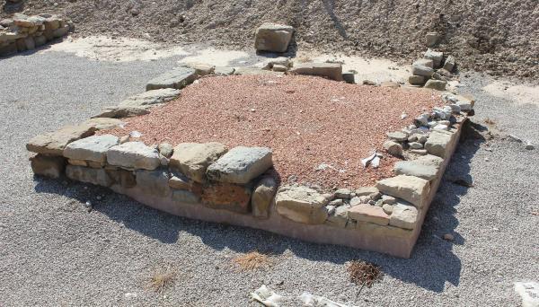 Yacimiento romano de Parc arqueològic Iesso - Autor Museu Guissona (2015)
