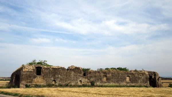 Building Obra de Fluvià