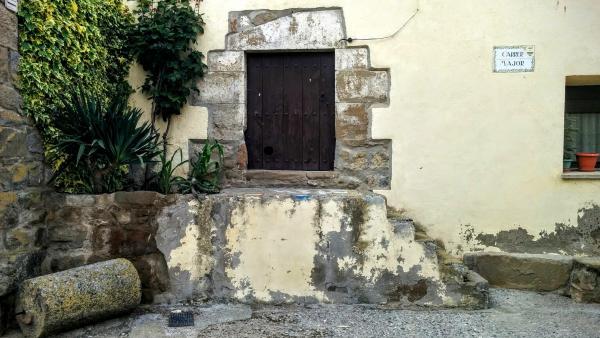 11.05.2015 Detall casa  Guarda-si-venes -  Ramon Sunyer