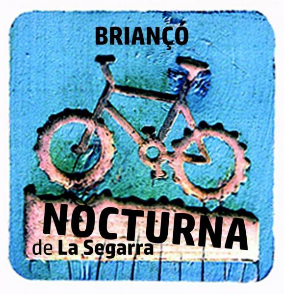 cartell La Nocturna de la Segarra