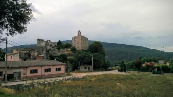 14.06.2015 Castell  Seguer -  Autor