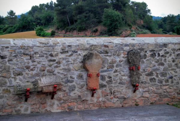 14.06.2015 Cementiri  Biure de Gaià -  Ramon Sunyer