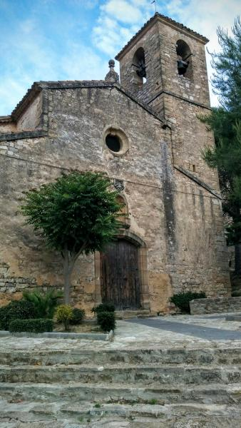 14.06.2015 Església Sant Joan barroc (XVIII)  Biure de Gaià -  Ramon Sunyer