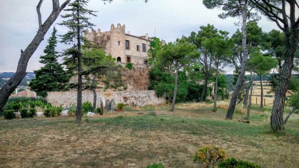 14.06.2015 Castell Biure barroc (XIX)  Biure de Gaià -  Ramon Sunyer