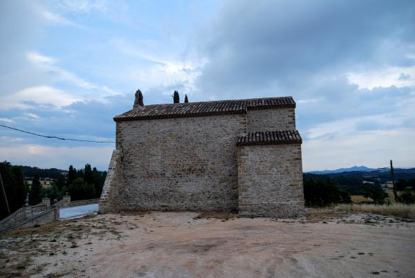 14.06.2015 Ermita Santa Eugènia  Les Piles -  Ramon Sunyer