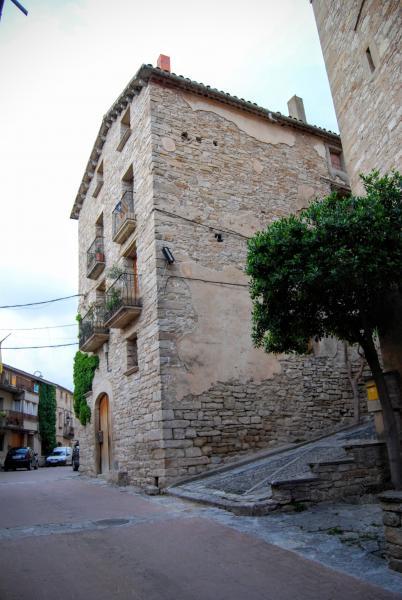 14.06.2015 casa  Les Piles -  Ramon Sunyer