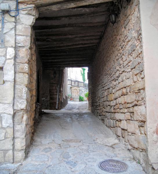 14.06.2015 Portal  Les Piles -  Ramon Sunyer