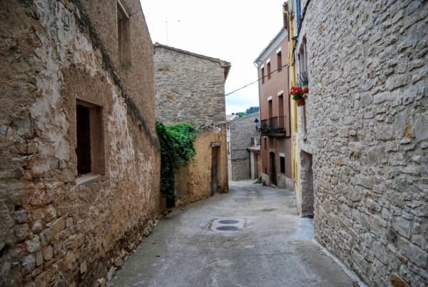 14.06.2015 carrer  Les Piles -  Ramon Sunyer