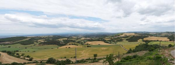 31.05.2015 Mirant al nord  Conill -  Ramon Sunyer
