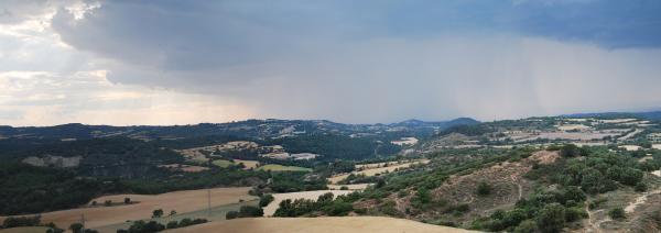 31.05.2015 la tempesta s'acosta  Dusfort -  Ramon Sunyer
