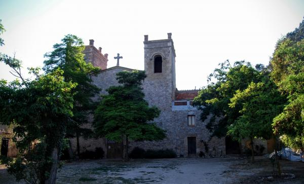 Church of Santuari de Sant Magí de la Brufaganya - Author Ramon Sunyer (2015)
