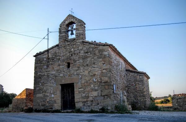 24.06.2015 Església Sant Gallard  Sant Gallard -  Ramon Sunyer