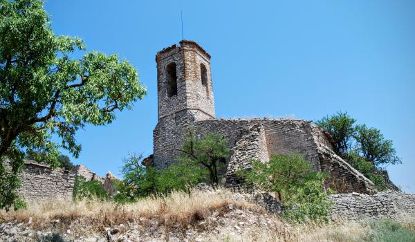28.06.2015 Església de santa Maria  Montlleó -  Ramon Sunyer